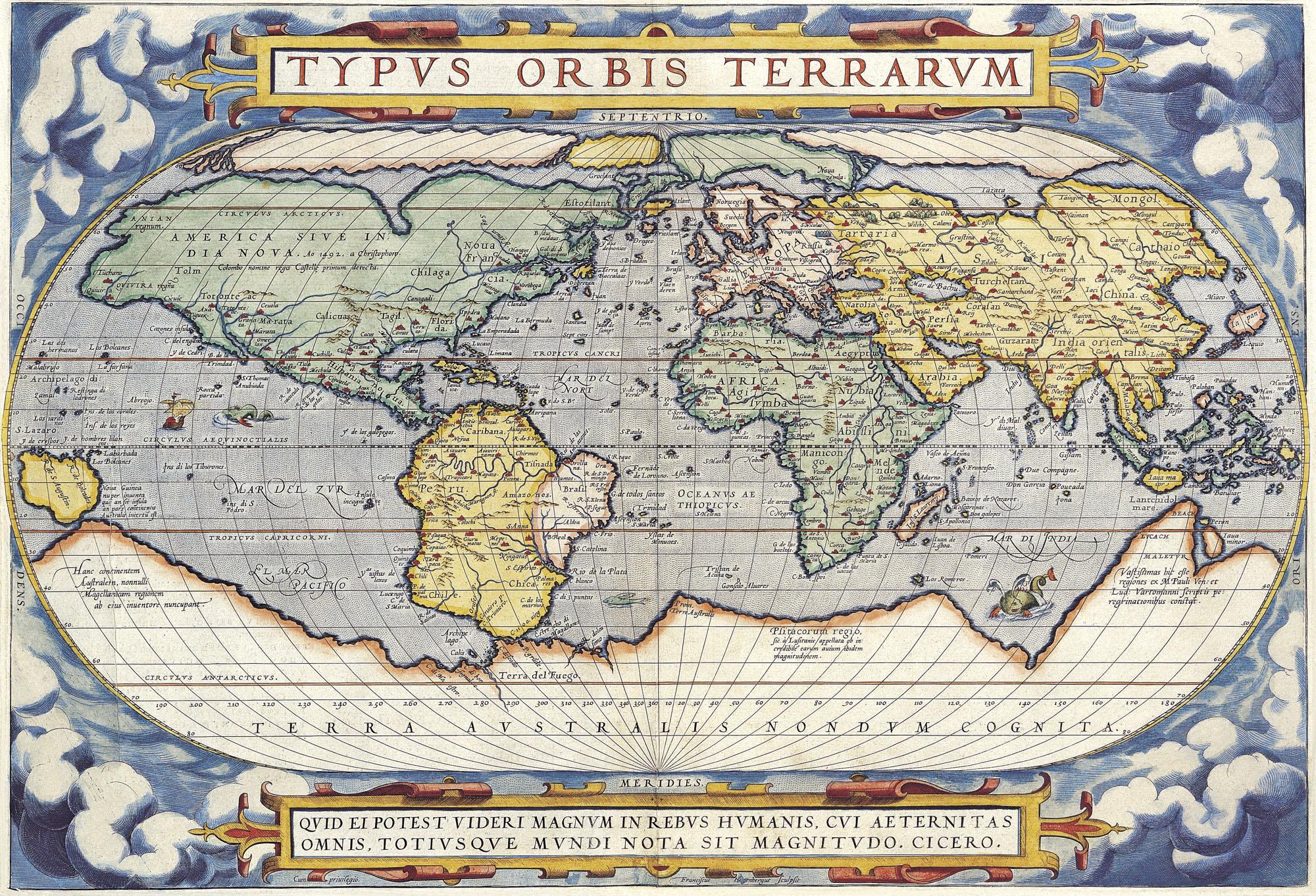 maailman kartat
