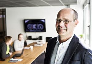 � Rightwaren toimitusjohtaja Jonas Geust kertoo, että yhtiö on tehnyt toimitussopimuksia jo parinkymmenen automerkin kanssa.