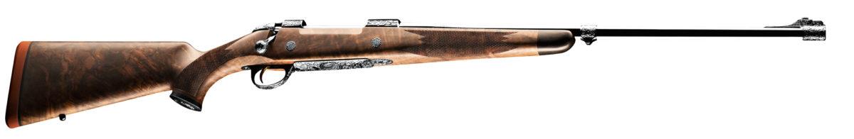 Sakon aseet olivat vuosikymmenien ajan skandinaavisen vähäeleisesti muotoiltuja, jopa karuja. Vasta äskettäin Riihimäen tehdas alkoi myydä custom-palveluita: nyt aseisiin saa kaiverruksia ja koristeellisuutta tilaajan halujen mukaan.