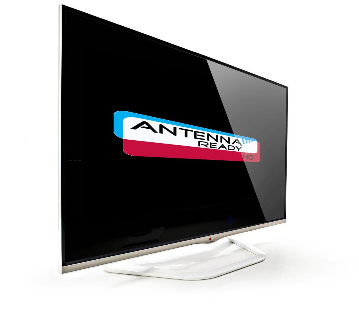 Antenna Ready HD -logo takaa, että televisiolla voi vastaanottaa antenniverkossa välitettäviä maksukanavia myös toukokuun puolenvälin jälkeen.