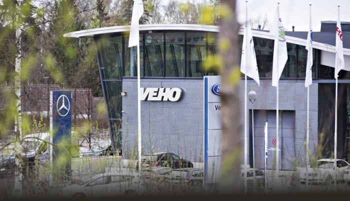 VEHO Olari (merkkikorjaamo)