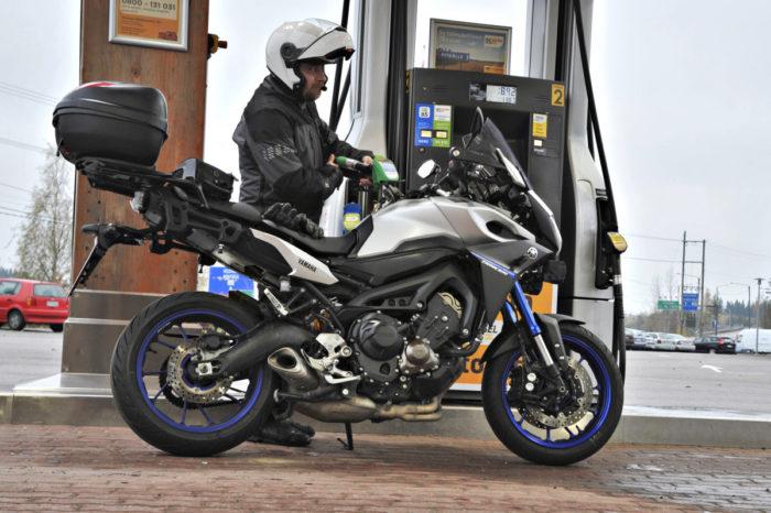 Polttoainetta kului testin aikana keskimäärin 5,2 litraa sadalla.