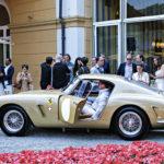 Kultainen kuusikymmentäluvun edustaja huutokaupassa: Ferrari 250 GT Berlinetta SWB Pininfarina (1960).