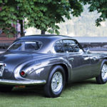 Concorso d'Eleganzan rima on on ollut alusta lähtien korkealla. Vuoden 1949 tapahtumassa esitelty Alfa Romeo 6C 2500 SS Villa d'Este Coupé toimii vuodesta toiseen tapahtuman ja tapahtumapaikan maskottina.