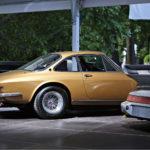 Kullanhohtoista Gran Turismoa vuodelta 1966: Ferrari 330 GTC by Pininfarina, ja täydellisyyteen asti hiottu restaurointi RM Sotheby'sin huutokaupassa.