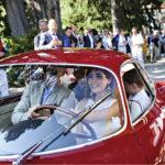 Kunnianosoituksena italialaiselle autoilulle ja korimuotoiluperinteelle erityisesti Scaglionen hengessä, voittaja-Alfan esittelyajon suoritti tapahtumassa Giovanna Scaglione, edesmenneen korimuotoilijan tytär.