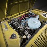 Suomessa Datsun 100A:ta vauhditti 988-kuutioinen ja 59-hevosvoimainen nelosmoottori, joka oli jo tuttu takavetoisesta Datsun 1000/Sunny-mallista.