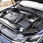 Päältä katsoen siinä ei näy mitään ihmeellistä, mutta teknisesti 1,5 TSI se on yksi tämän päivän edistyneimmistä bensiinimoottoreista.