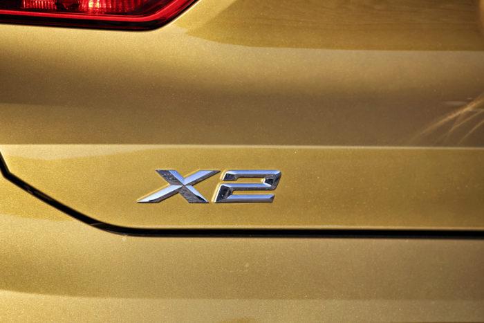 X2:lla ei ole BMW-mallistossa suoraa edeltäjää.