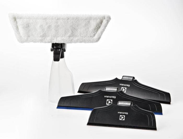 Electroluxin kolmas suulake on tarkoitettu kovien pintojen kuivaamiseen.