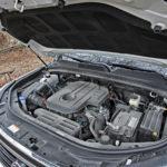 Dieselmoottori antaa Rextonille kunnollisen suorituskyvyn eikä pidä liiallista meteliä.