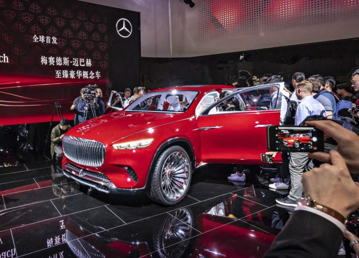 Mercedes-Maybach Ultimate Kuva: Daimler