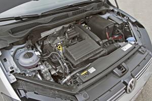 UUSIMMAN sukupolven 1,4-litrainen turbomoottori on varustettu pitkäikäisellä hammashihnalla.