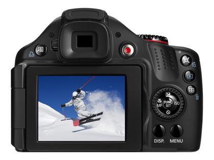 Canon PowerShot SX30 taka