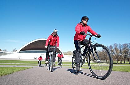 Naisten polkupyörä vertailu