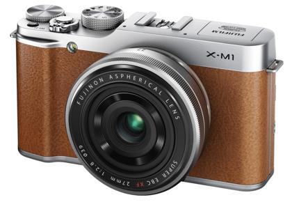 Fujifilm X-M1 etu