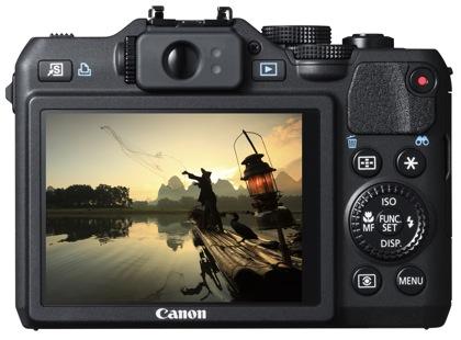 Canon PowerShot G15 takaa