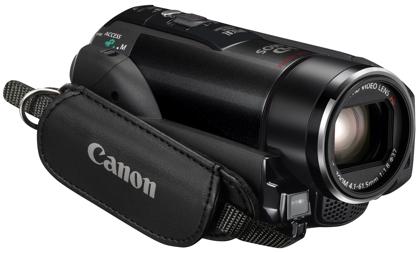 Canon Legria HF M32 oikea