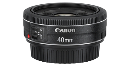 EF 40 mm f/2,8 STM