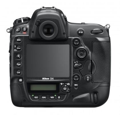 Nikon D4 taka