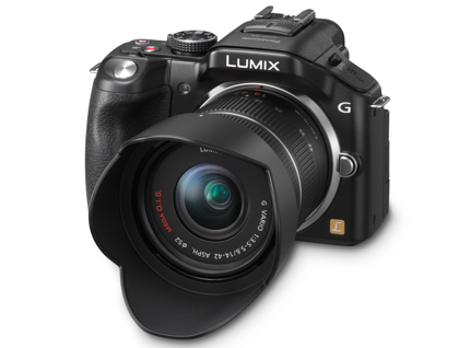 Panasonic DMC-G5