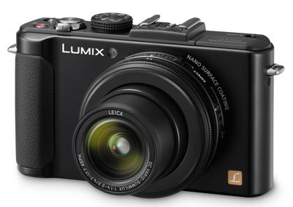Panasonic DMC-LX7