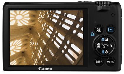 Canon PowerShot S95 takaa