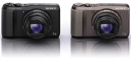 Sony DSC-HX20V