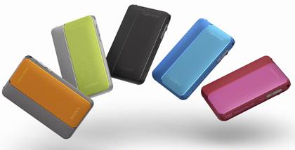 Sony DSC-TX20 värit