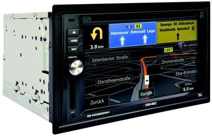 Zenec ZE-NC620DMH
