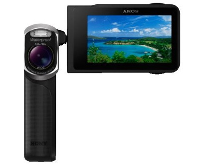 Sony Handycam GW55VE musta