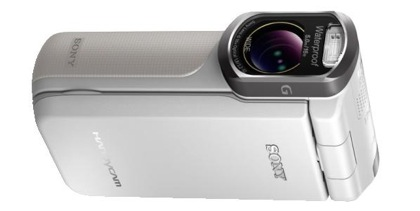 Sony Handycam GW55VE valkoinen