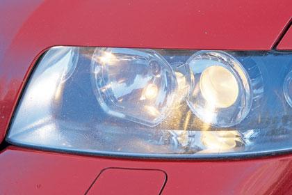 Audi A4 umpiot