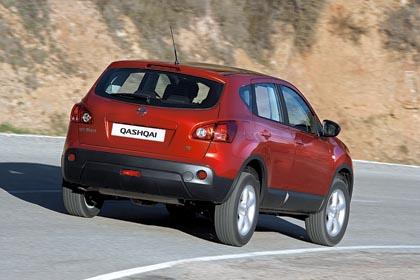 Nissan Qashqai taka