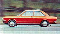 Audi a4 1972