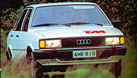 Audi a4 1979