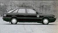 Audi a4 1987