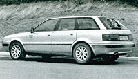 Audi a4 1992
