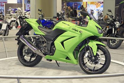 250-kuutioinen Kawasaki Ninja