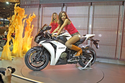Honda Fireblade CBR 1000 RR