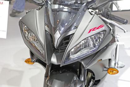 Yamaha YZF-R 6 R:n keula