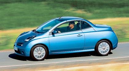 Nissan Micra C+C: 65-81 kW