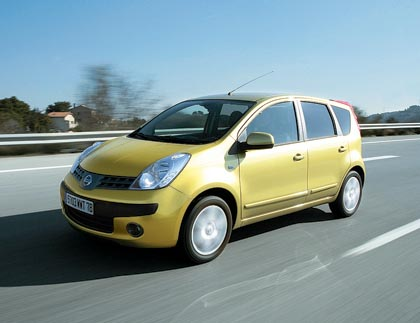 Nissan Note: 50-81 kW