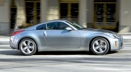 Nissan 350 Z: 230 kW