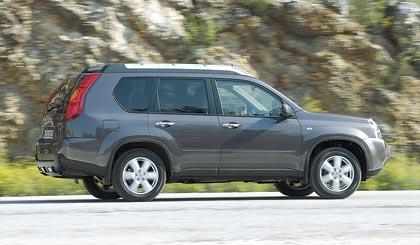 Nissan X-Trail: 104-128 kW