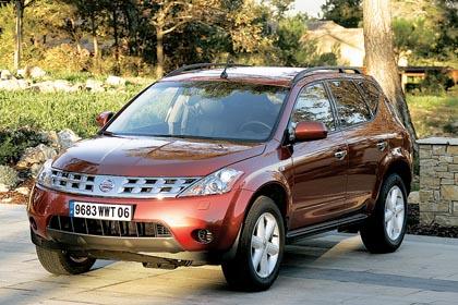 Nissan Murano: 172 kW