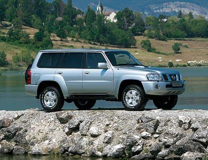 Nissan Patrol: 118 kW