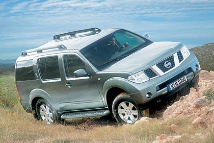 Nissan Pathfinder: 126 kW