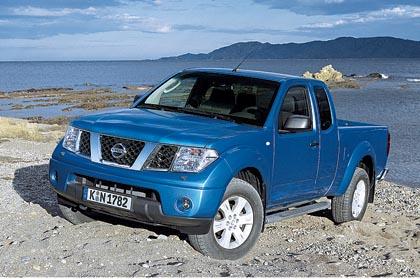 Nissan Navara: 126 kW