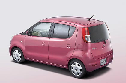 Nissan Moco: 40-44 kW
